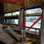 Onderdelen van stalen frame keuken